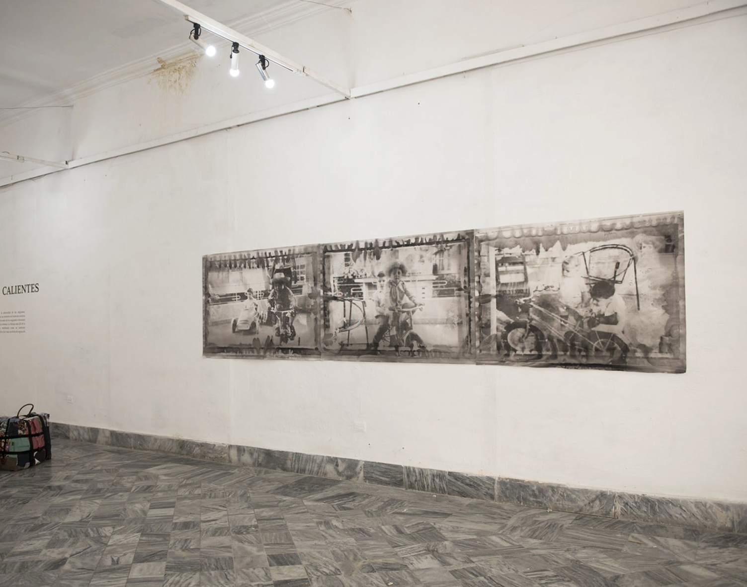 Exposición Fronteras calientes / 2019
