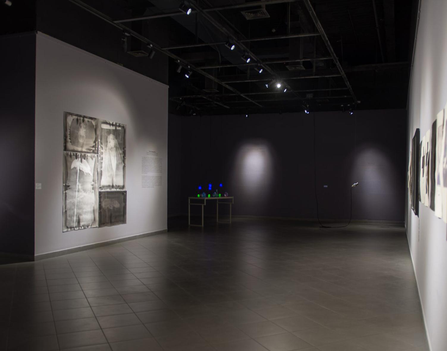 Exposición Nano/óptica, escala de una realidad / 2019-2020